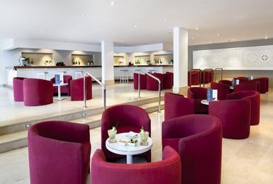 Lobby Parque San Antonio Hotel Tenerife