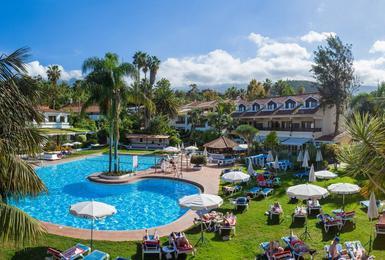 Exterior Parque San Antonio Hotel Tenerife